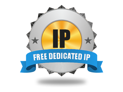 An absolutely free Dedicated IP